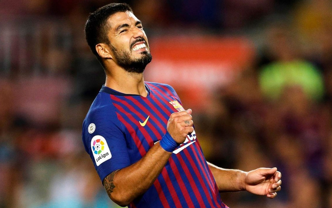 Barcelona'dan Luis Suarez açıklaması!