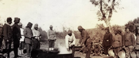 İşte TSK arşivinden Çanakkale zaferi fotoğrafları