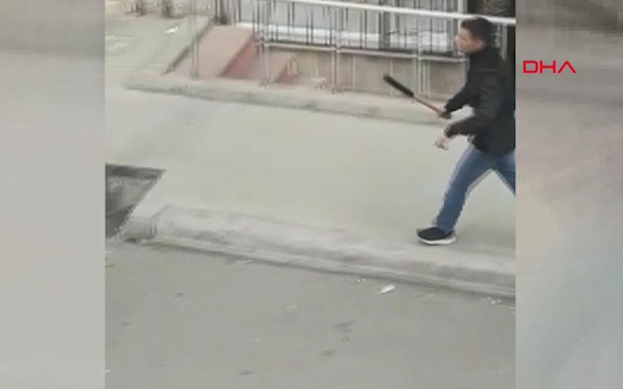 Esenyurt'ta dehşet görüntüler! Silahlı saldırı saniye saniye kamerada