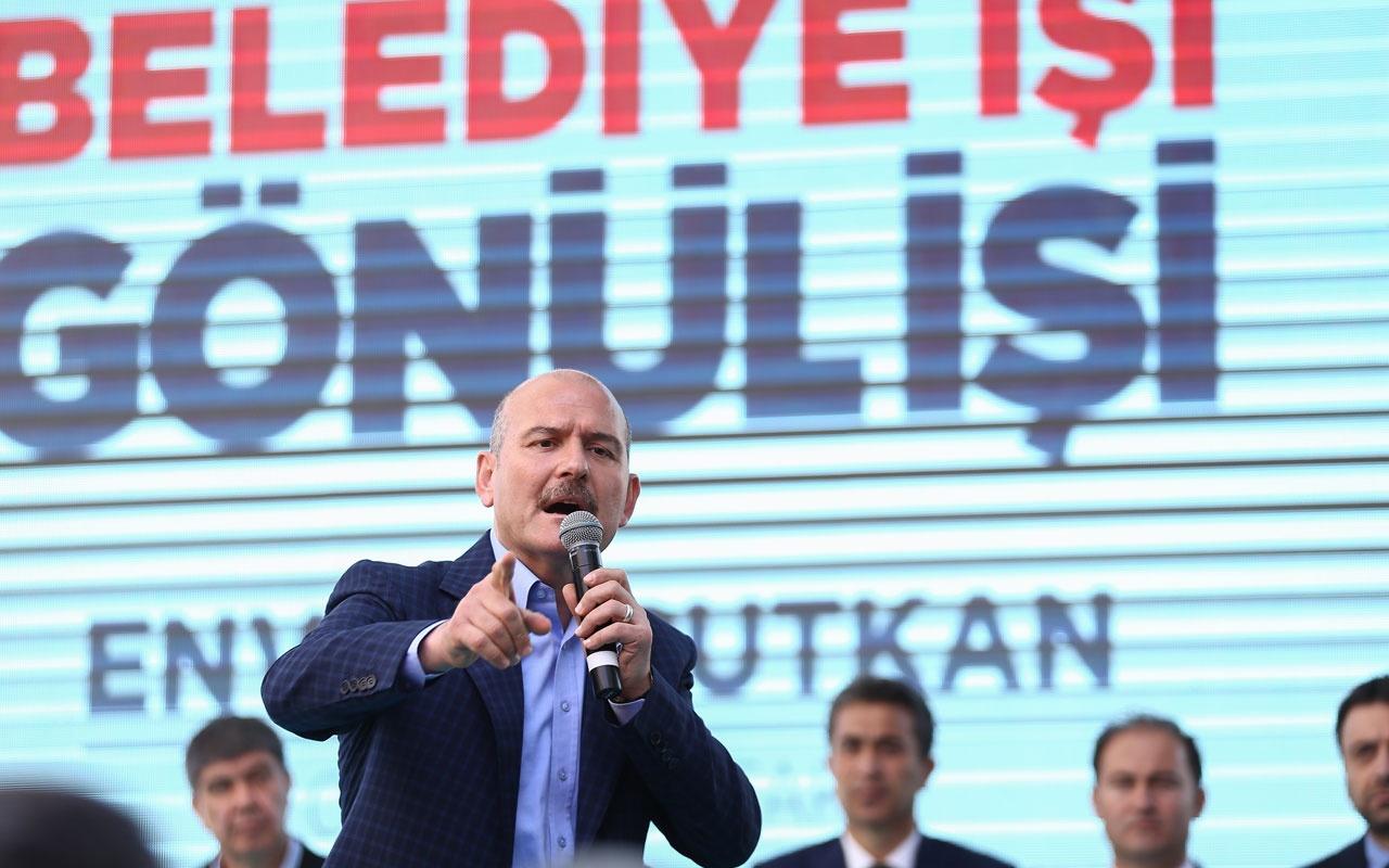 Süleyman Soylu: İran'la ortak operarasyona başladık!