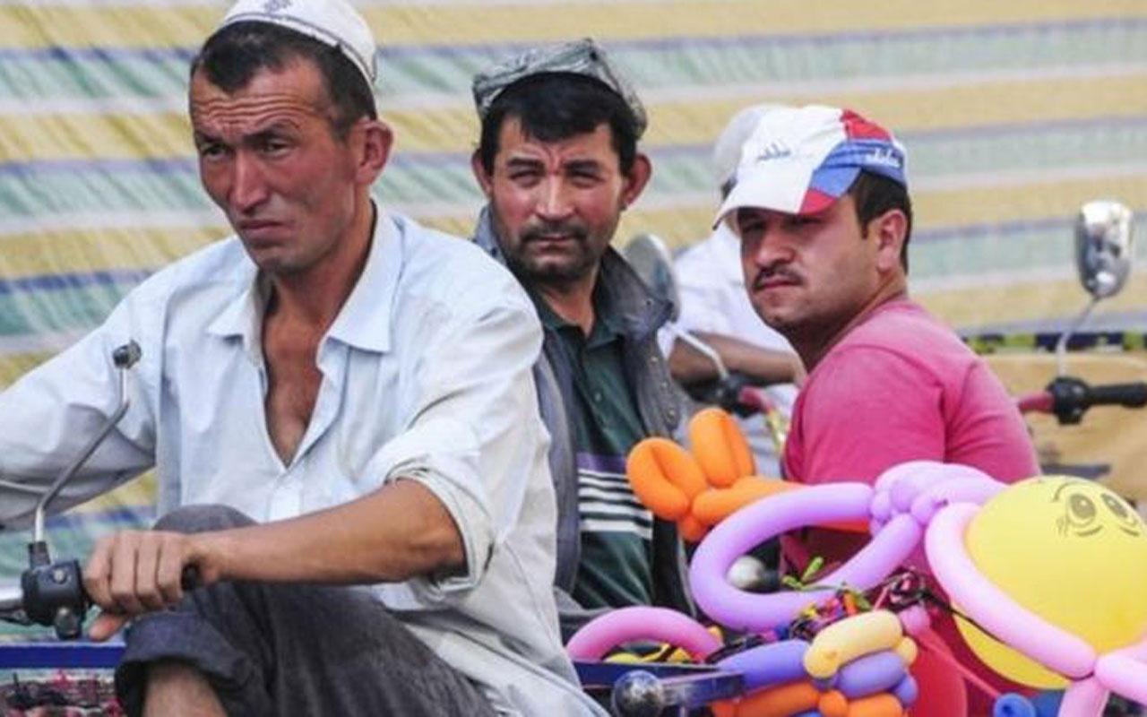Türklere zulüm eden Çin için Uygurlar Türk değil