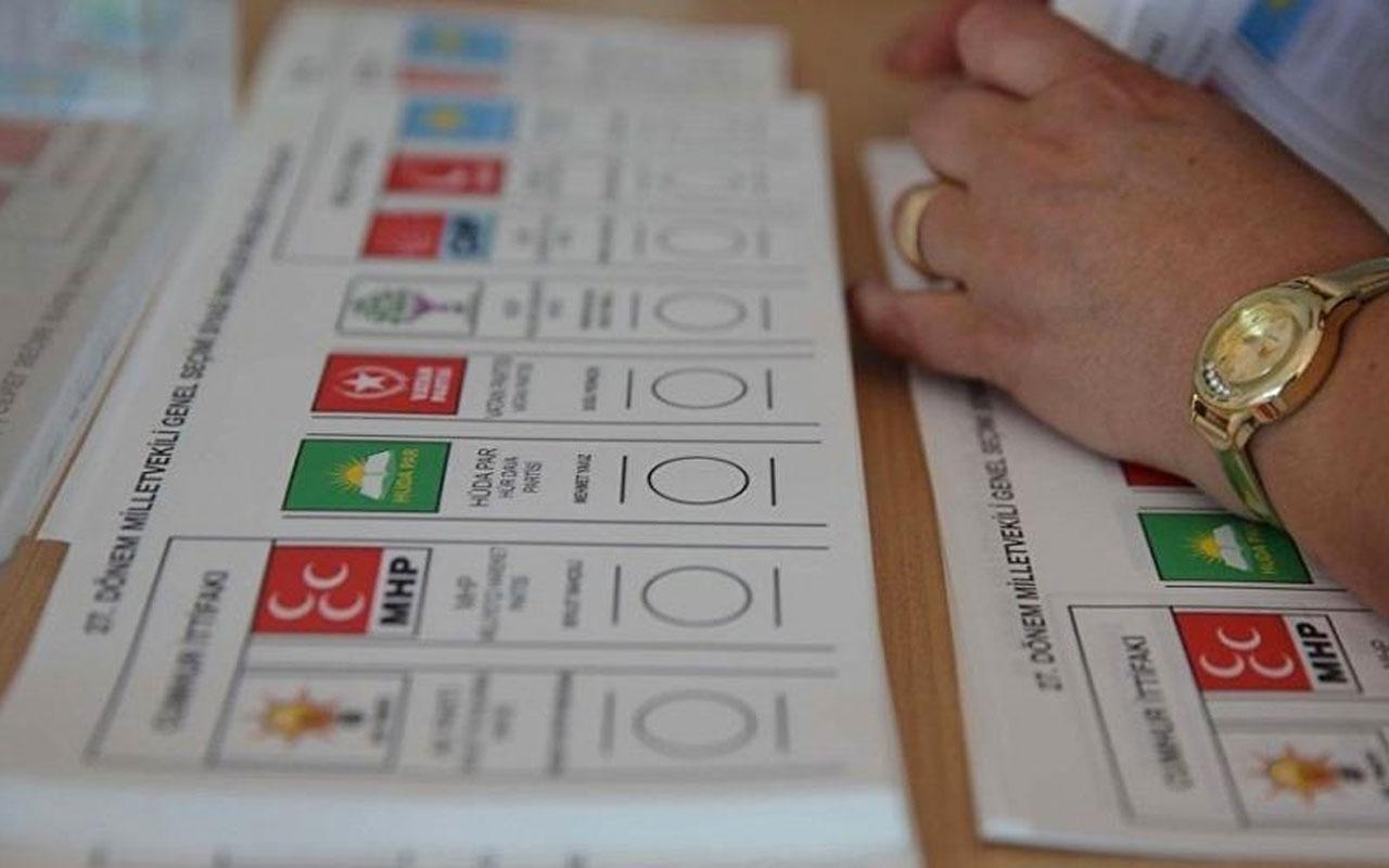 İstanbul son seçim anketi geldi sonuçlar çok tartışılacak