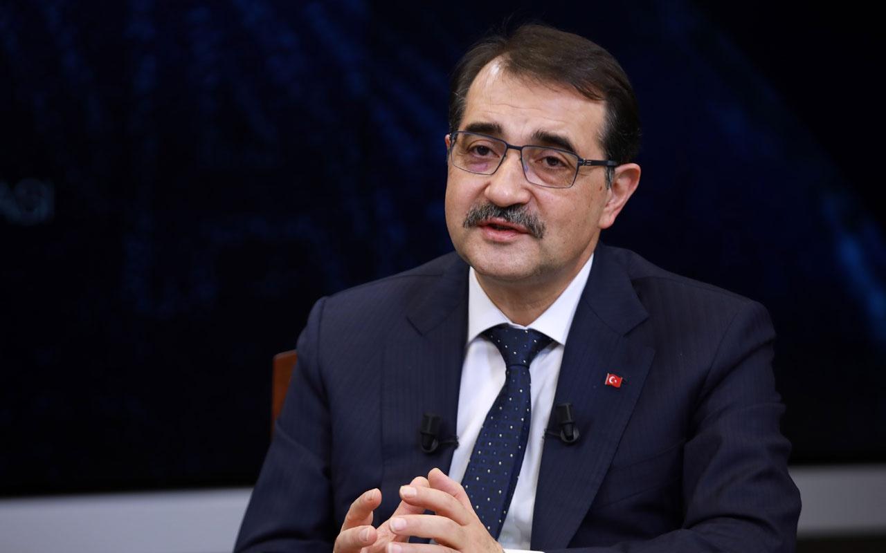Enerji ve Tabii Kaynaklar Bakanı FatihDönmez benzine gelen zammın nedenini açıkladı