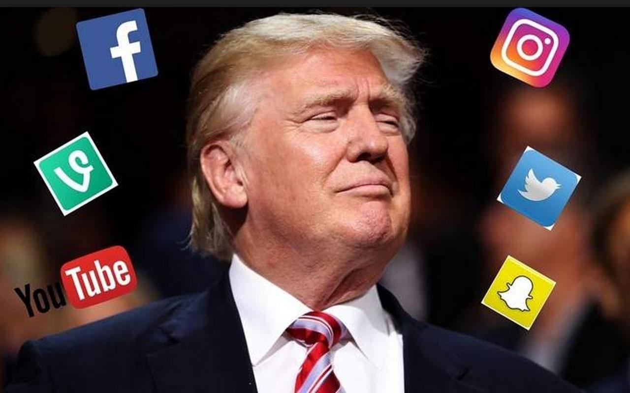 Facebook, Trump'ın direktörünü 'robot' sandı azarını yedi