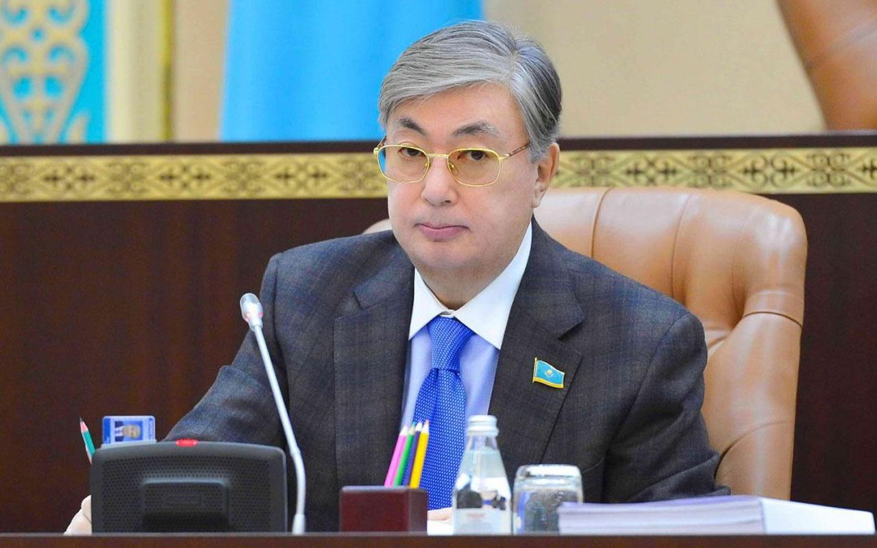 Nazarbayev'den boşalan koltuğu Tokayev devraldı!