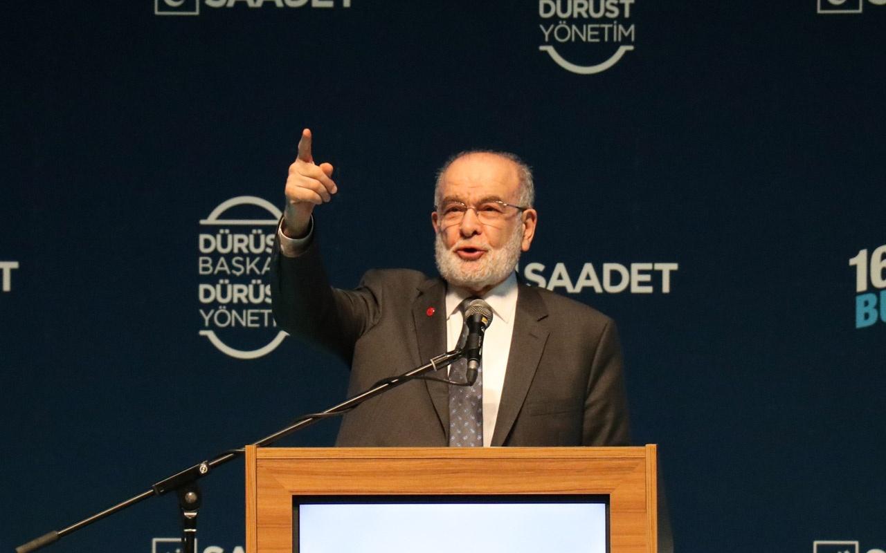Temel Karamollaoğlu'ndan iktidara 'haçlı seferi' tepkisi