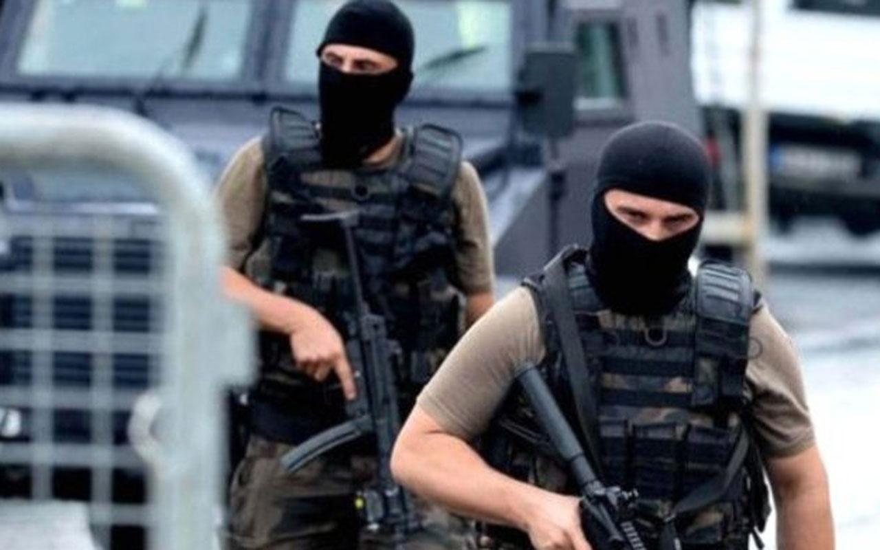 PKK/KCK Çukurova bölge sorumlusu Mersin'de yakalandı!