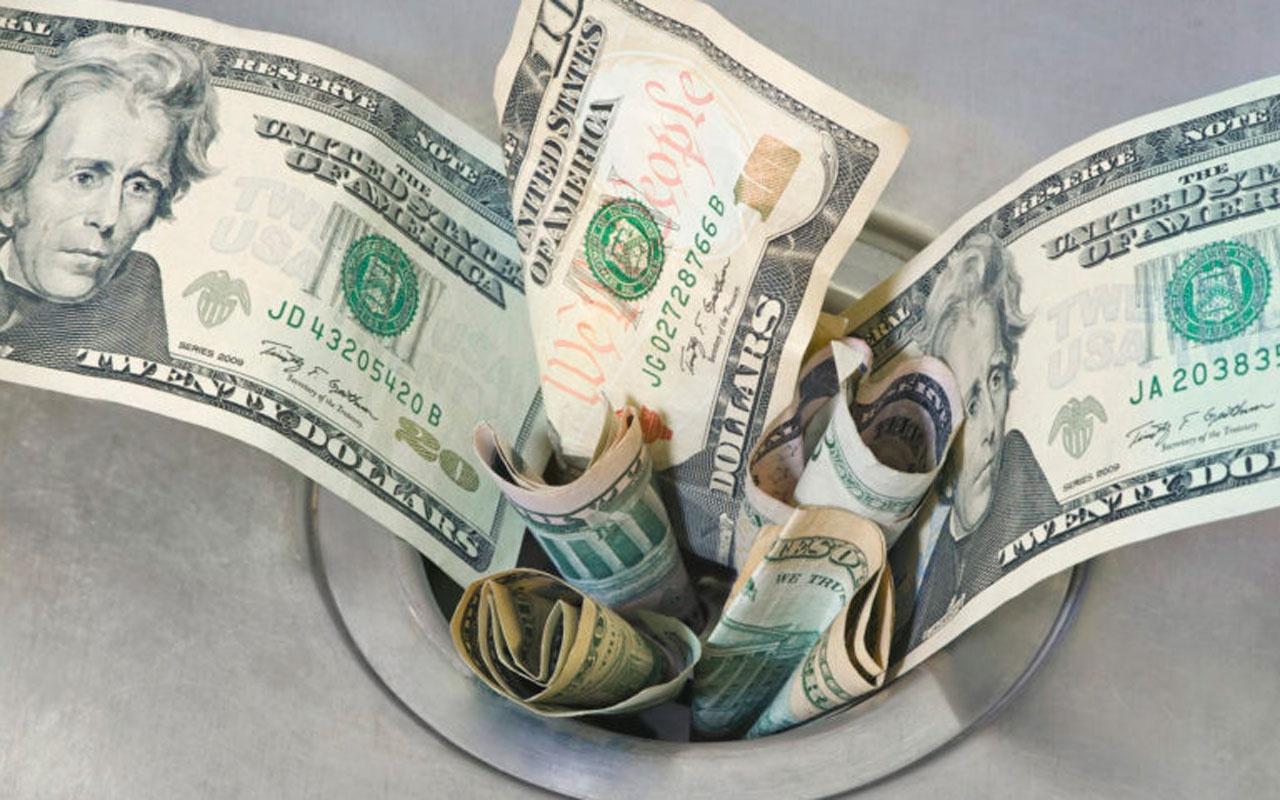 Amerikan Merkez Bankası'nın faiz kararı sonrası dolar düştü TL değer kazandı