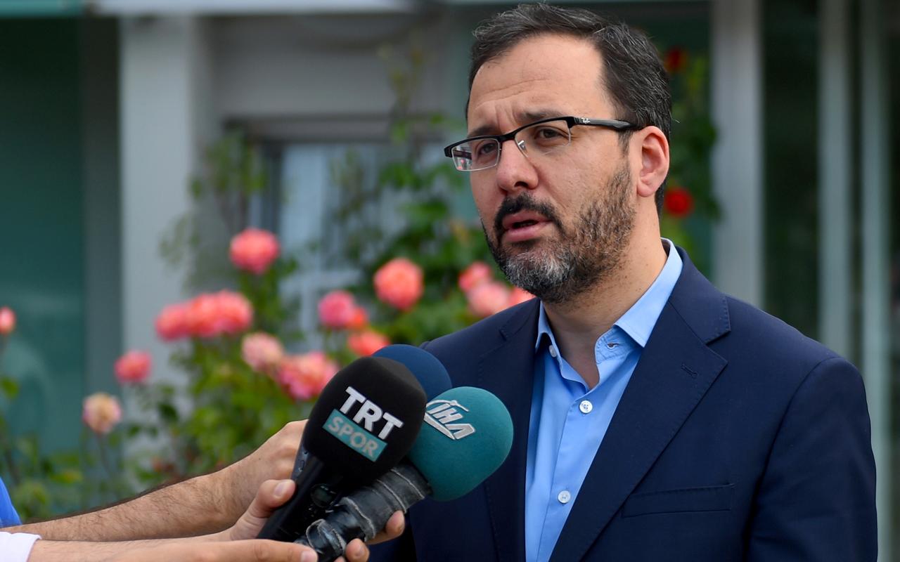 Kasapoğlu'ndan yabancı sınırlaması açıklaması