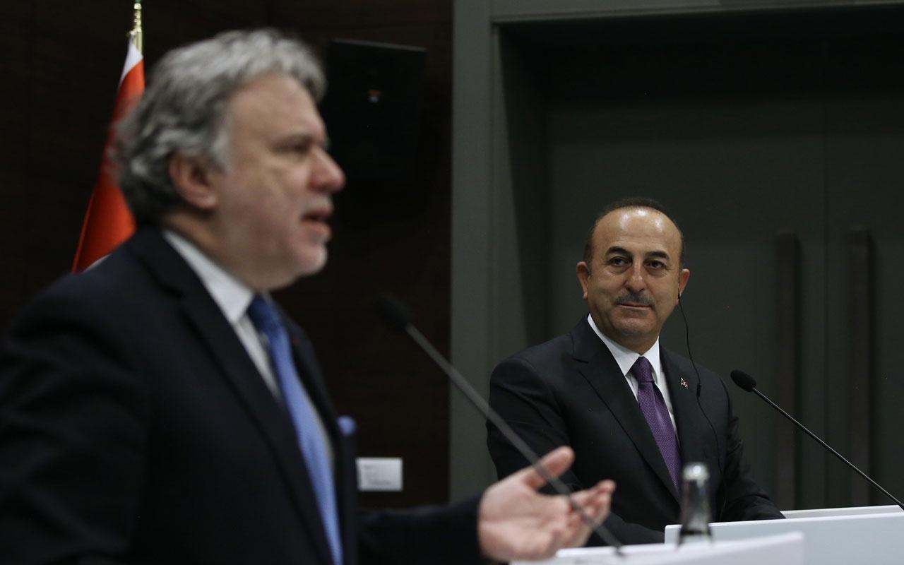 Yunan Bakan Georgios Katrugalos'dan kritik Akdeniz açıklaması: Türkiye'nin de hakları var