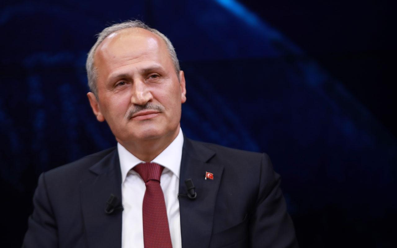 İmamoğlu Kanal İstanbul için cinayet dedi Bakan Turhan cevap verdi!