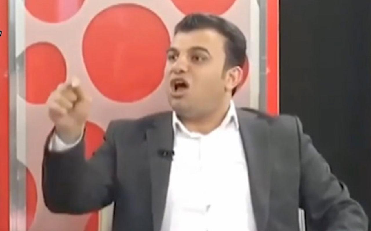Teröristbaşı Abdullah Öcalan'ın yeğeni Ömer Öcalan Saadet Partisi'ne oy istedi