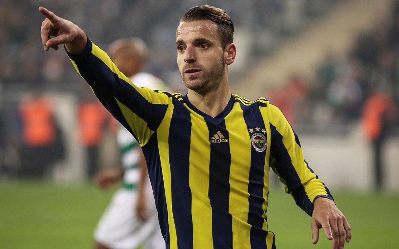 Fenerbahçe'nin futbolcusu Soldado La Liga tarihine geçti