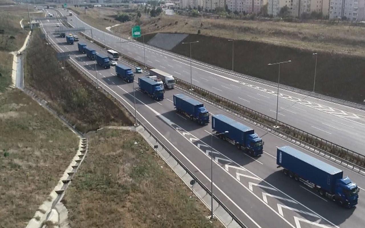 İstanbul'da dev taşınma 800 araç yollarda olacak