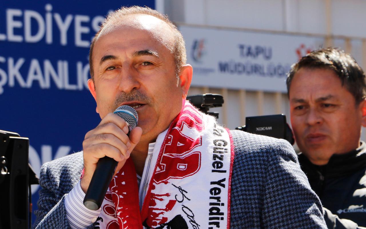 Çavuşoğlu, Avrupa'yı uyardı: Yine sizin yüzünüzden savaş çıkacak