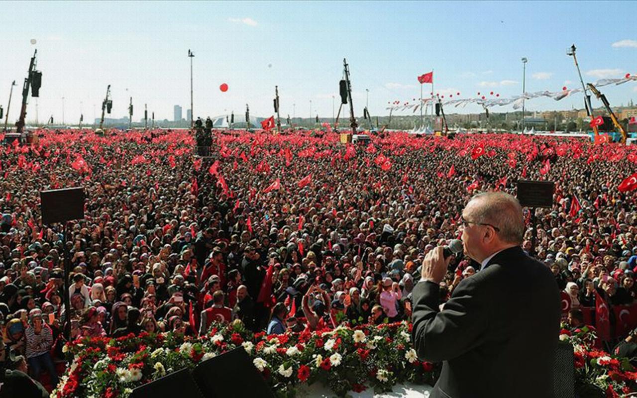 Cumhurbaşkanı Erdoğan'dan İstanbul paylaşımı