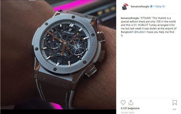 Kenan Sofuoğlu bu kez 100 bin dolarlık lüks saatiyle gündemde - Sayfa 3