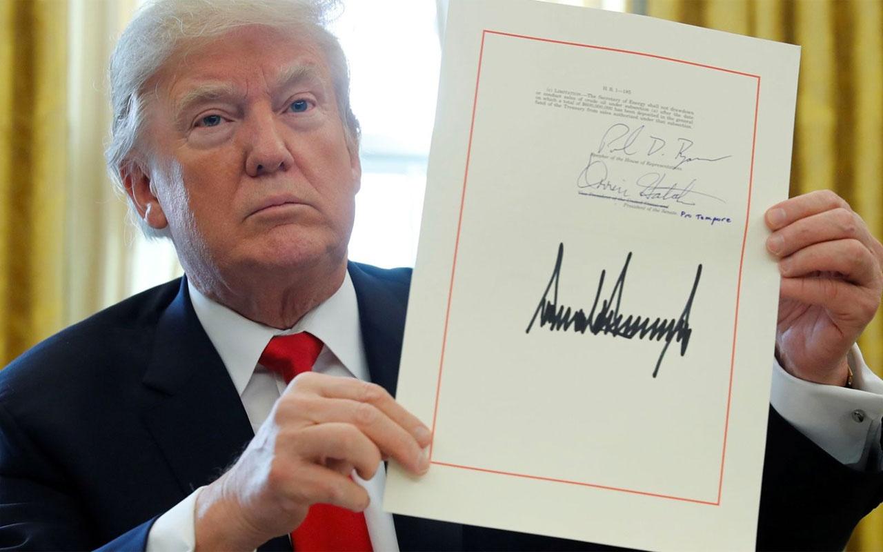 Golan tepeleri kararnamesini ABD Başkanı Trump bugün imzalıyor