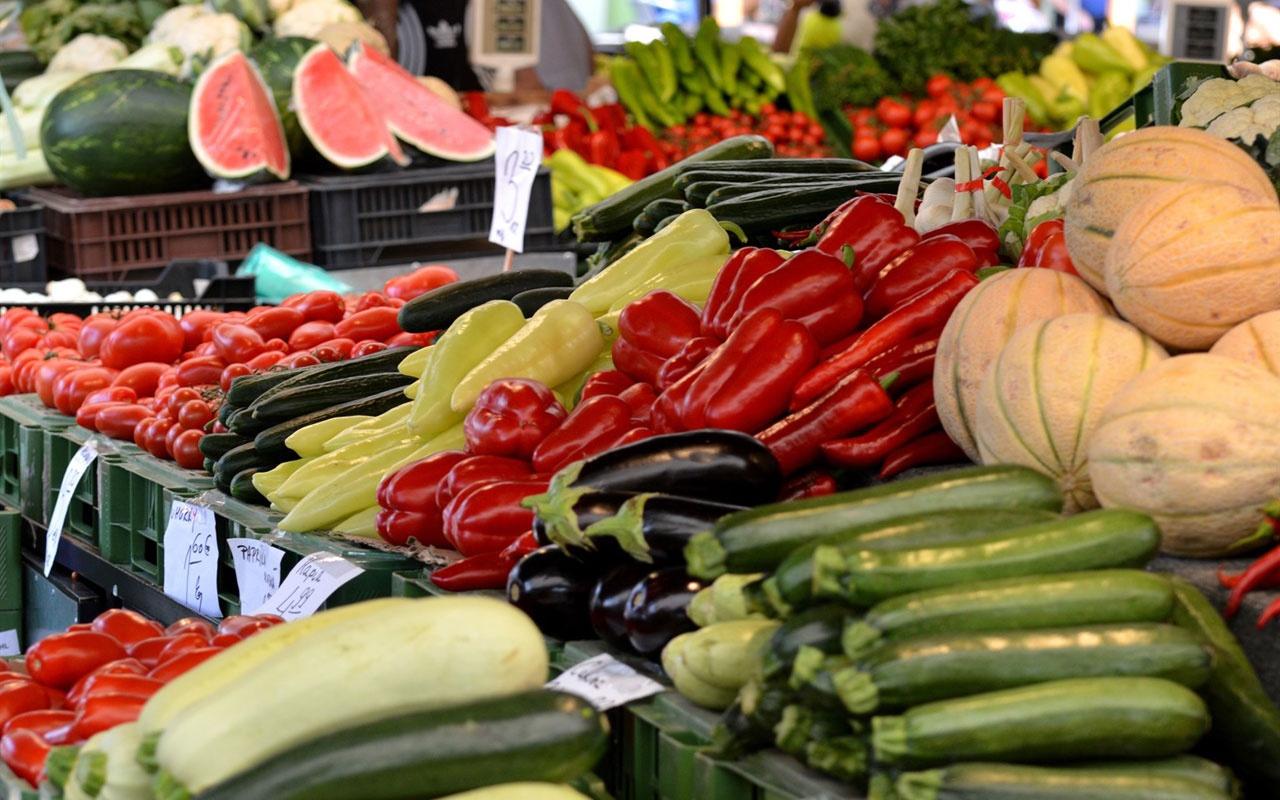 Sebze fiyatları yeniden arttı biber 1 ayda yüzde 200 yükseldi