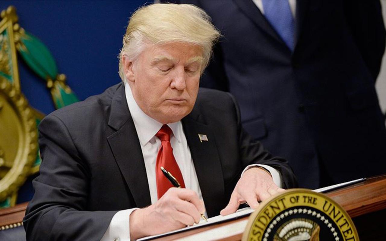 Trump, Golan Tepeleri'ni İsrail toprağı olarak tanıyan kararı imzaladı