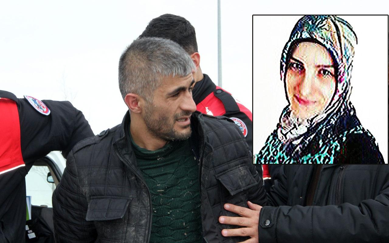Erzurum'da kan donduran cinayet! Çocuklarının gözü önüde kurşunladı