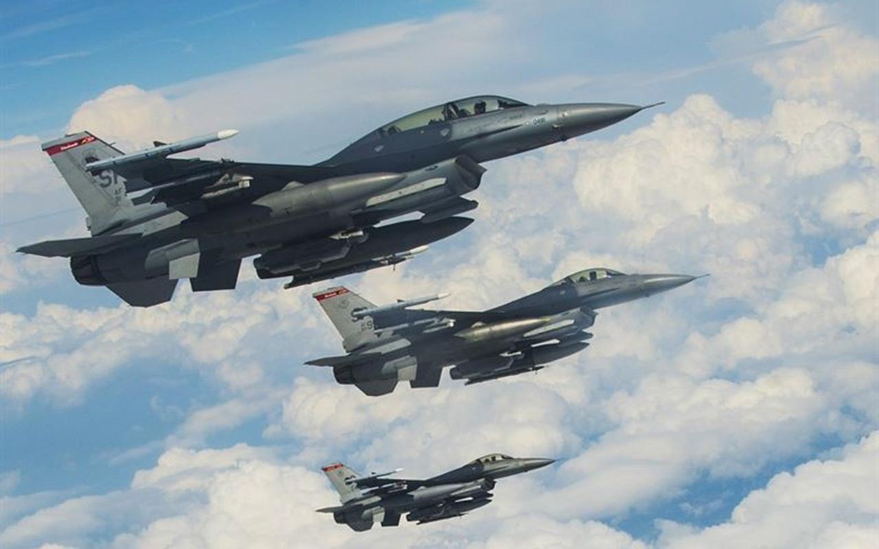 ABD'den Fas'a 4,7 milyar dolarlık F-16 satışı