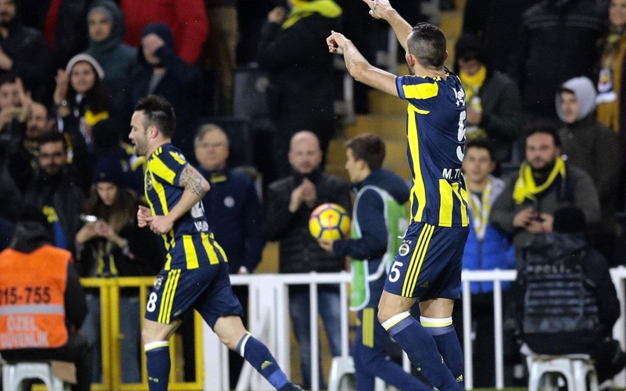 Fenerbahçe, Ankaragücü deplasmanında