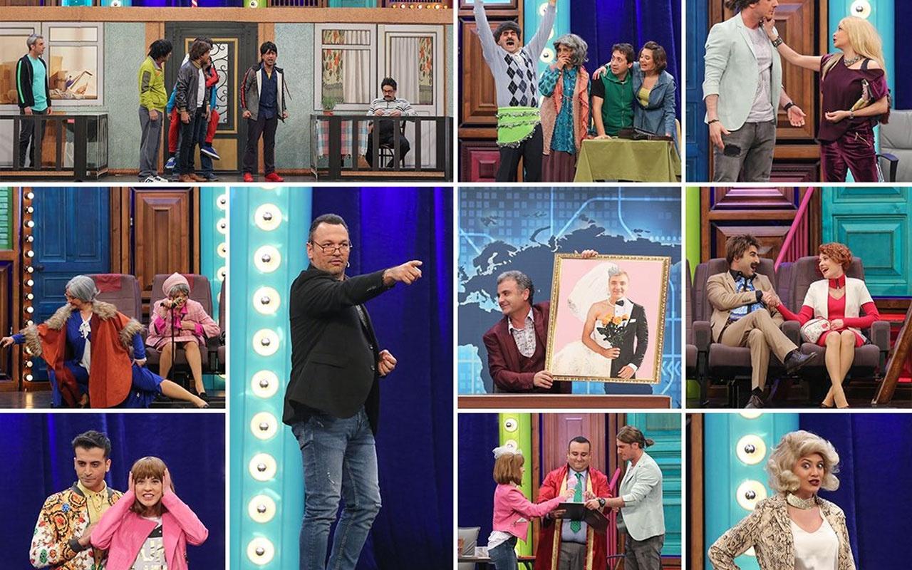 Güldür Güldür Show 192. bölüm tamamı Pozitif toplantı