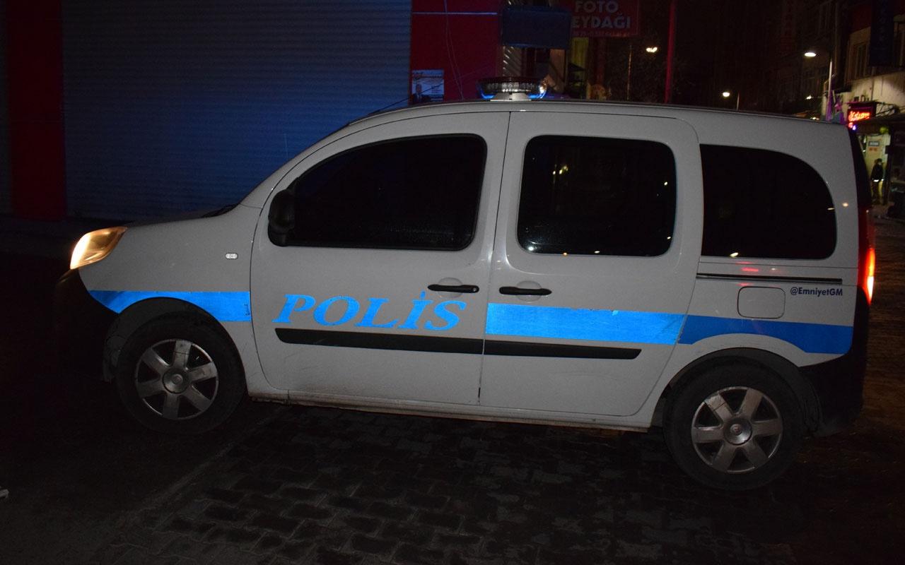 Maltepe'de eğlence kanlı bitti! 1 kişi bıçakla yaralandı