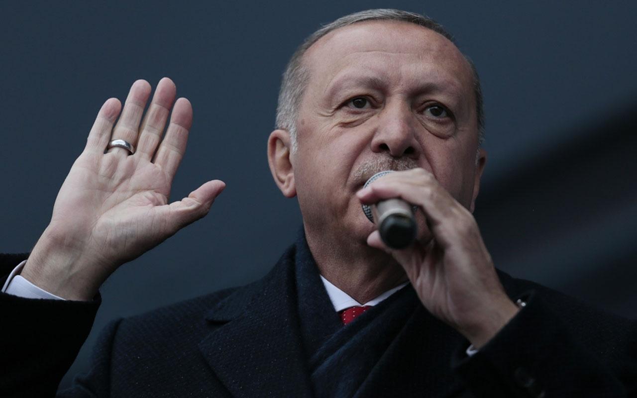 """Erdoğan: """"Küçükbaş hayvan yetiştiriciliğini geliştirmek amacıyla destek programını hayata geçireceğiz"""""""