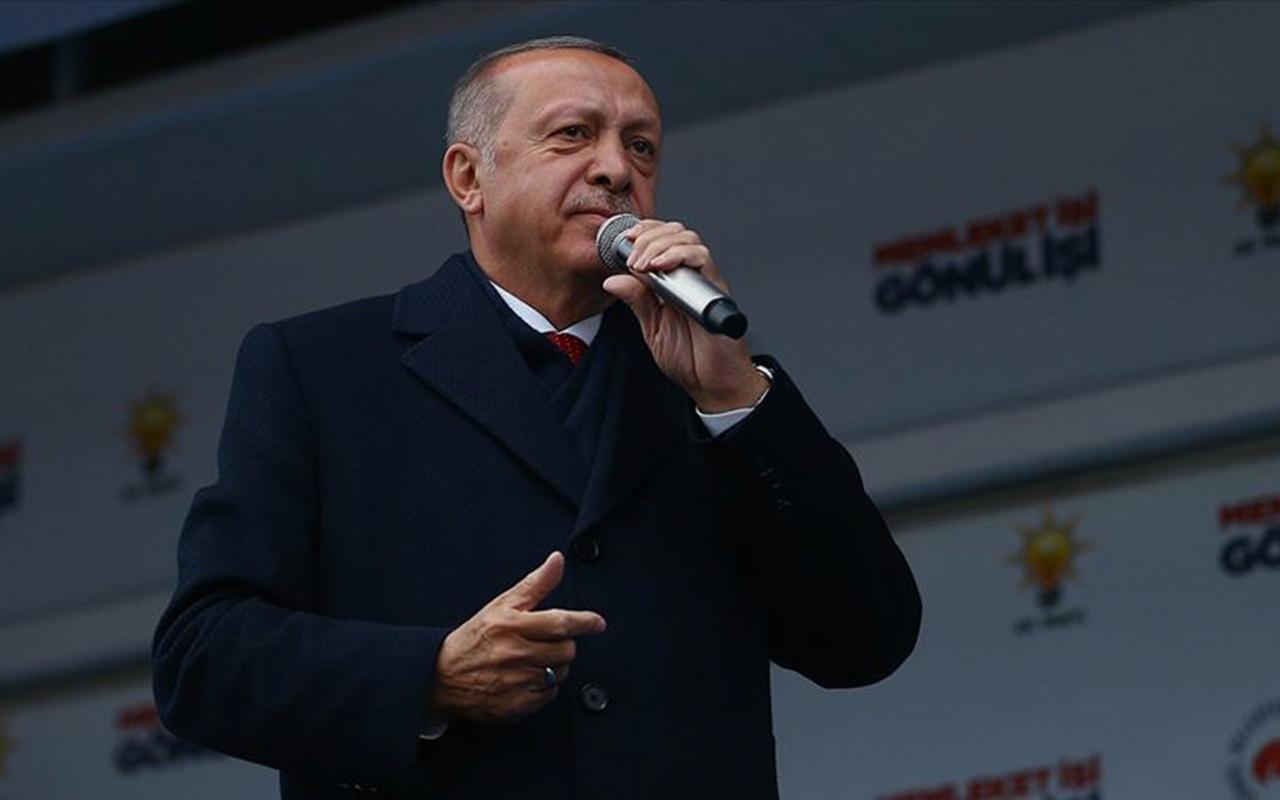 Cumhurbaşkanı Erdoğan: Besni'de kulağıma kirlihaberlergeliyor