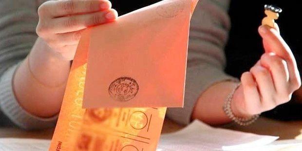 Son seçim anketi sonuçları 10 il bıçak sırtı - Sayfa 9