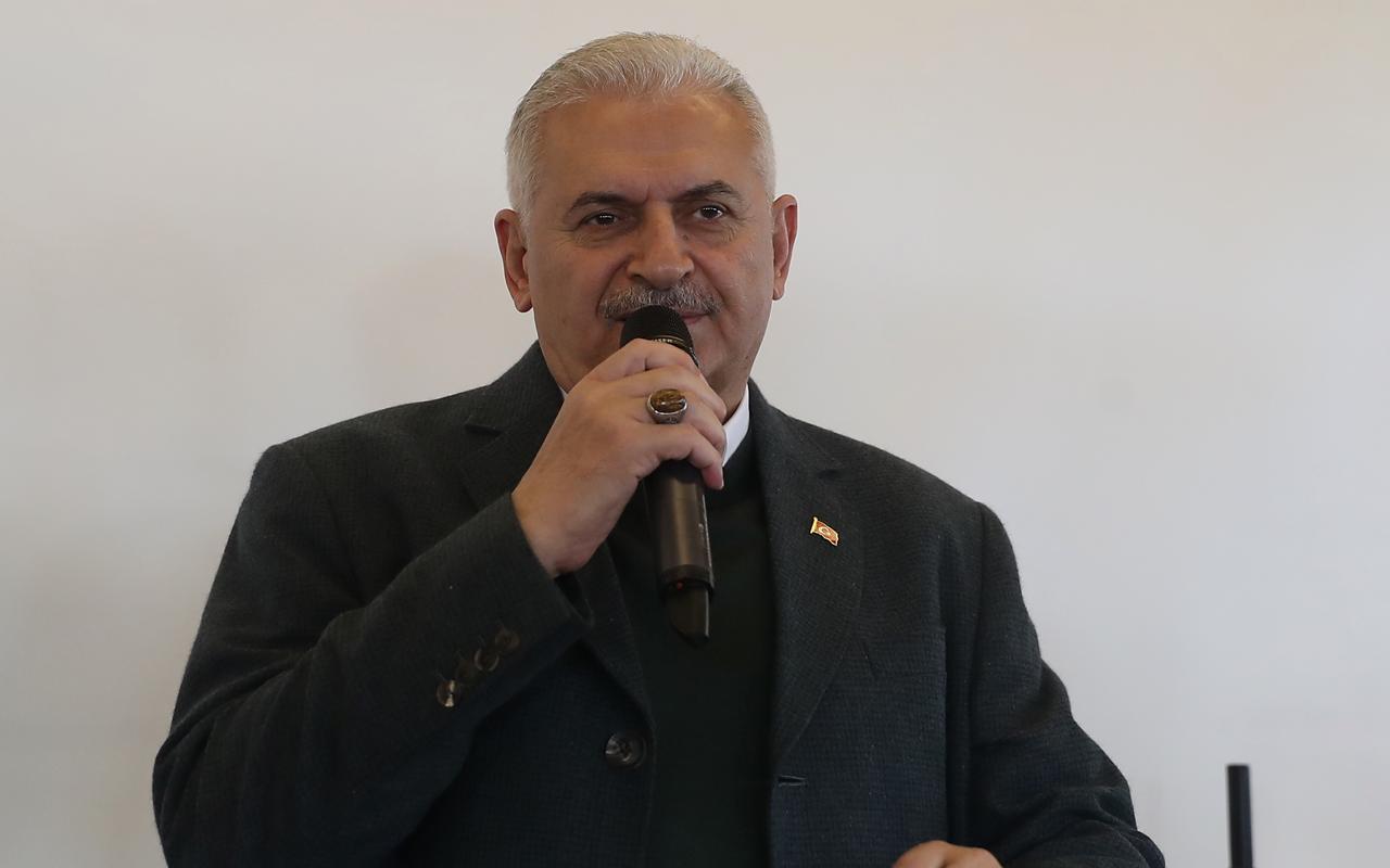 Binali Yıldırım, Arnavutların meşhur atasözüyle seslendi: Besa bes