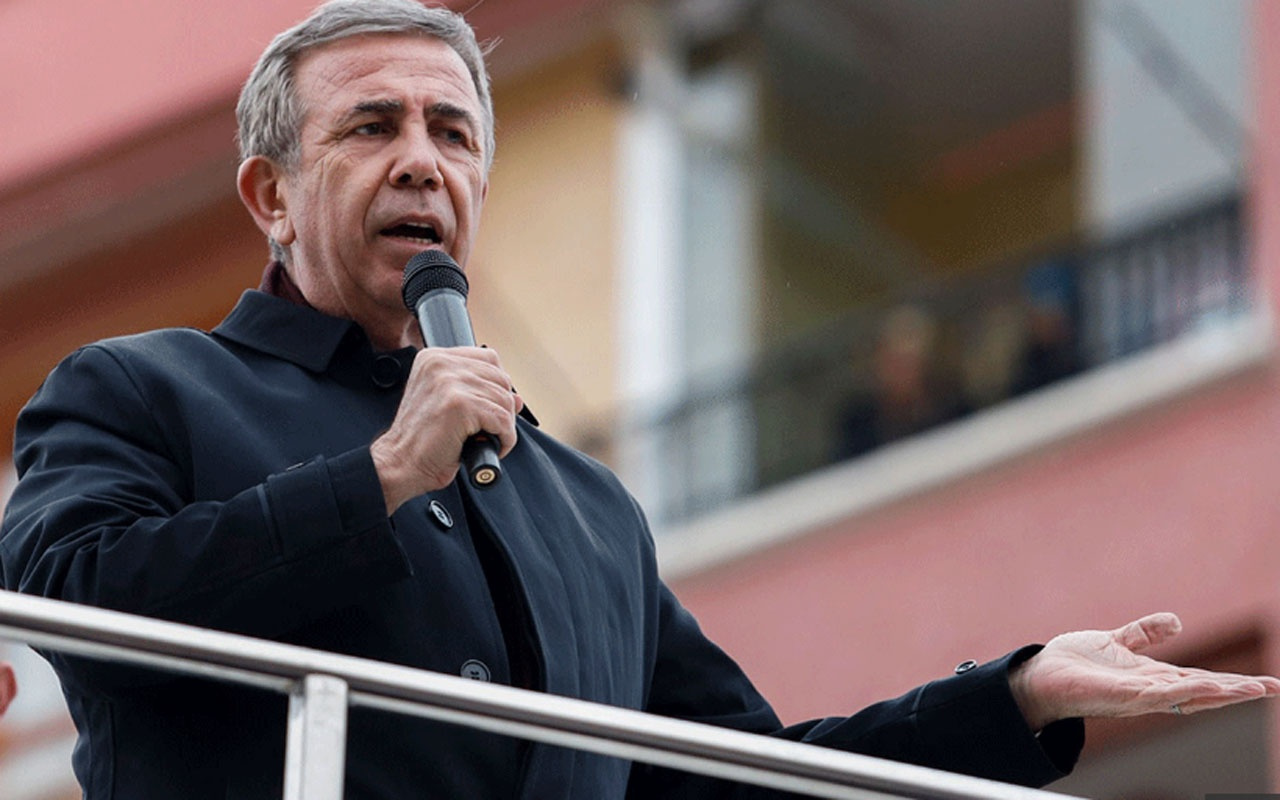 CHP'li Mansur Yavaş'tan seçim çıkışı: Girmek serbest, kazanmak yasak