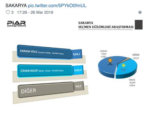 Piar anketi gündemde seçim sonucu en çok merak edilen iller var - Sayfa 4