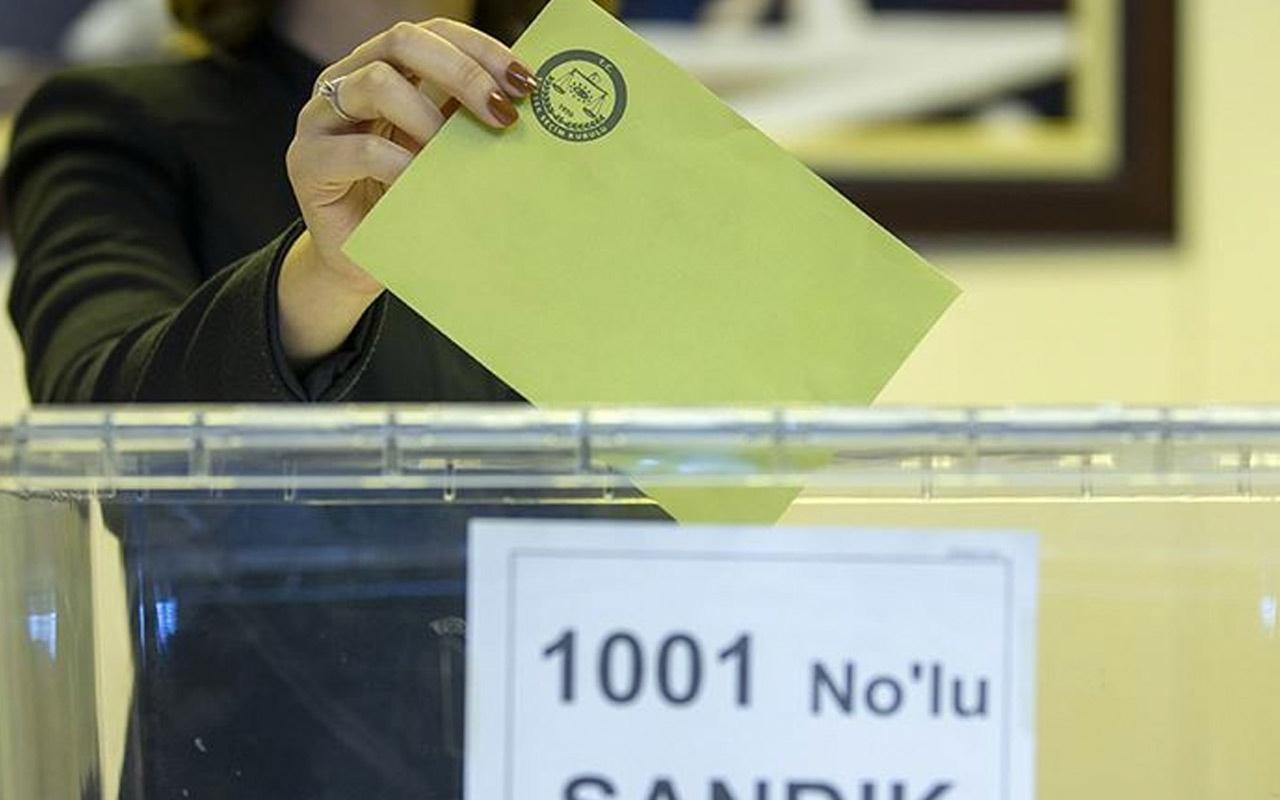 Son seçim anketi sonuçları 10 il bıçak sırtı