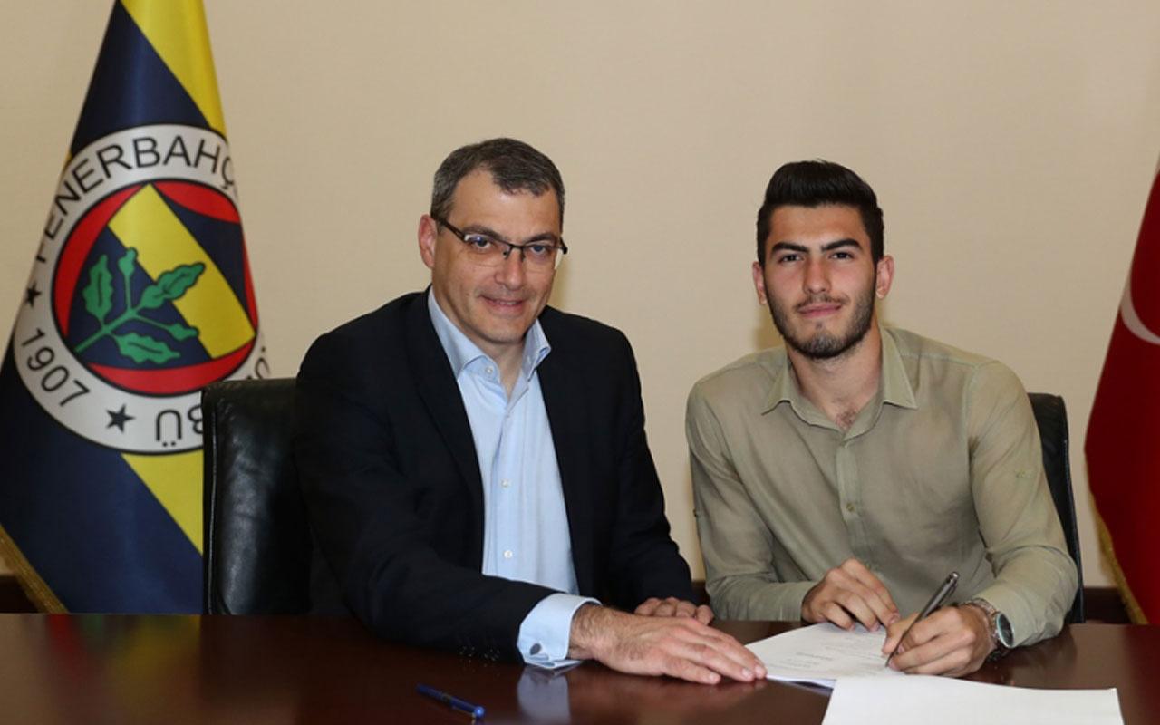 İşte Fenerbahçe'nin yeni golcüsü YusufMertTunç