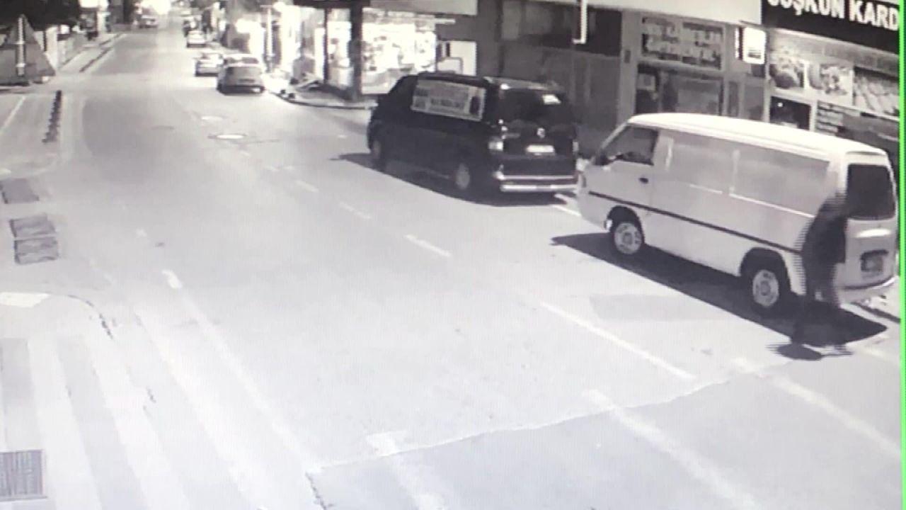 Çekmeköy'de pompalı tüfekle vurdu kamera görüntüleri ortaya çıktı - Sayfa 1