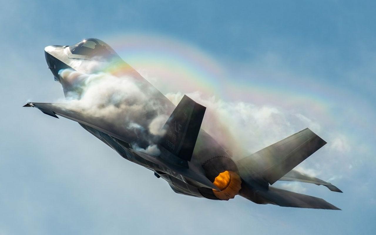 F-35'lerde çok sayıda eksik çıktı Belçika şokta