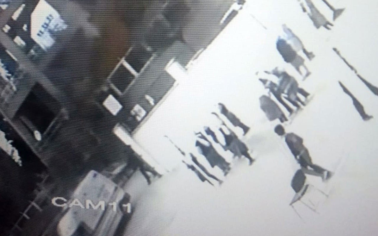 Dili boğazına kaçan öğrenciyi güvenlik görevlisi kurtardı