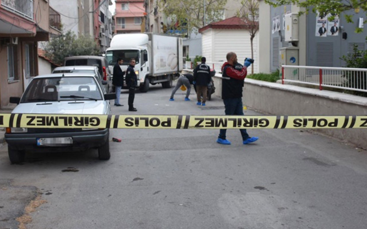 İzmir'de yanlış park tartışması ölümle sonuçlandı