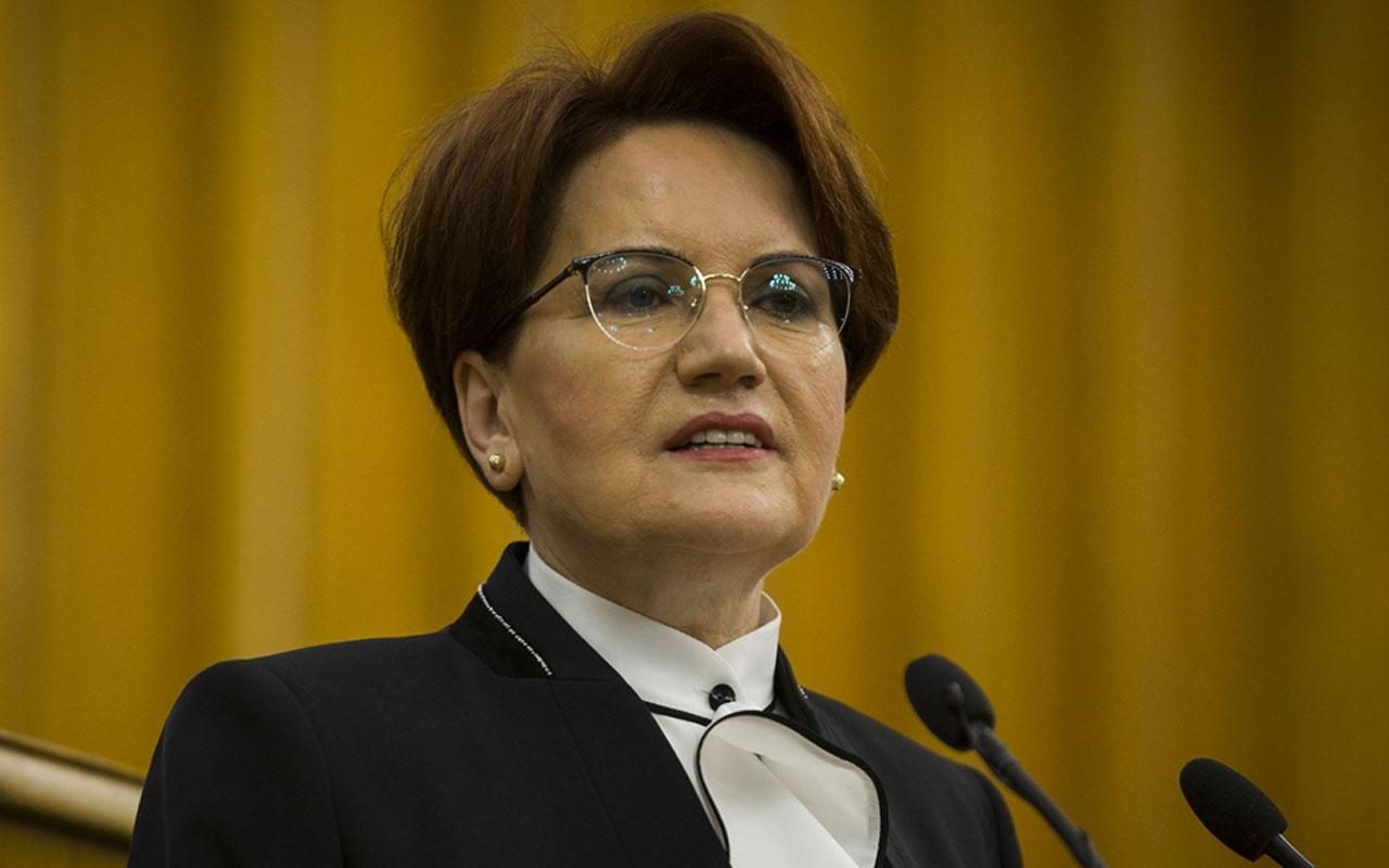 Meral Akşener: İn-di-re-mez. Sayın Erdoğan pamuk olacak