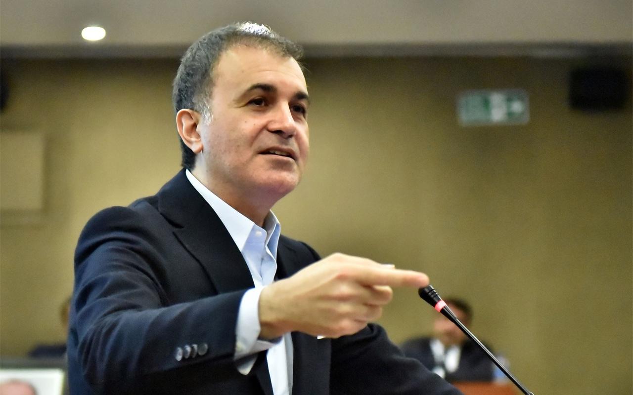 AK Partili Ömer Çelik: Akdeniz'den güzel haberler bekliyoruz