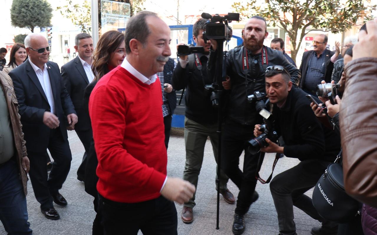 Edirne Belediye Başkanı Recep Gürkan darbe gecesi videosunu kabul etti bakın ne dedi?