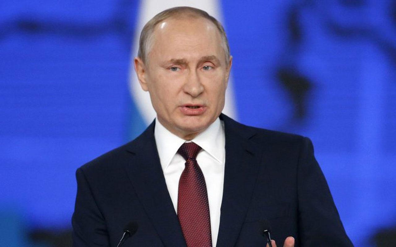 Rus lider Putin korumasını itti 'Harika oldu'dedi