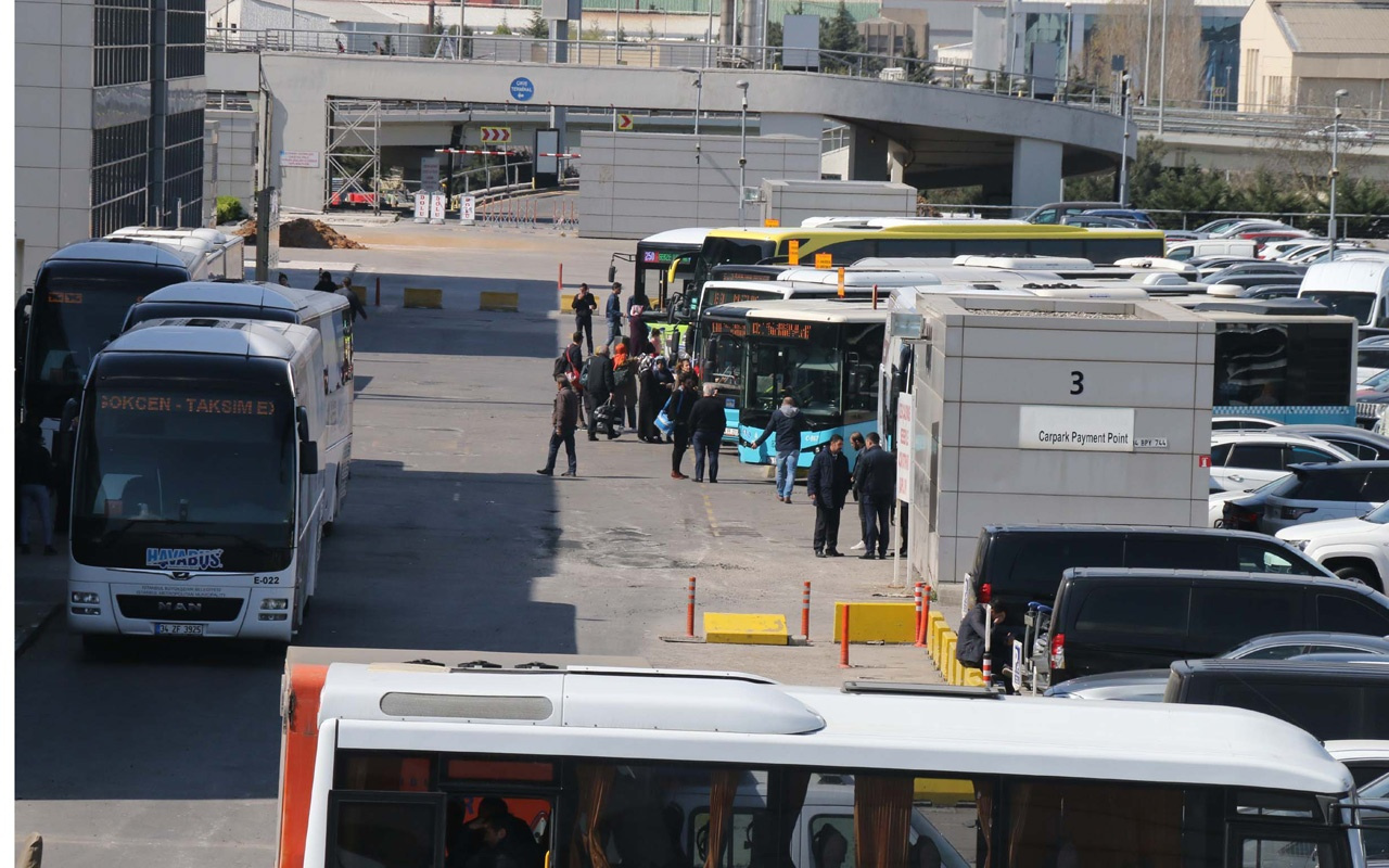 Sabiha Gökçen Havalimanı Gebze-Halkalı Banliyö Tren Hattı'na entegre oldu