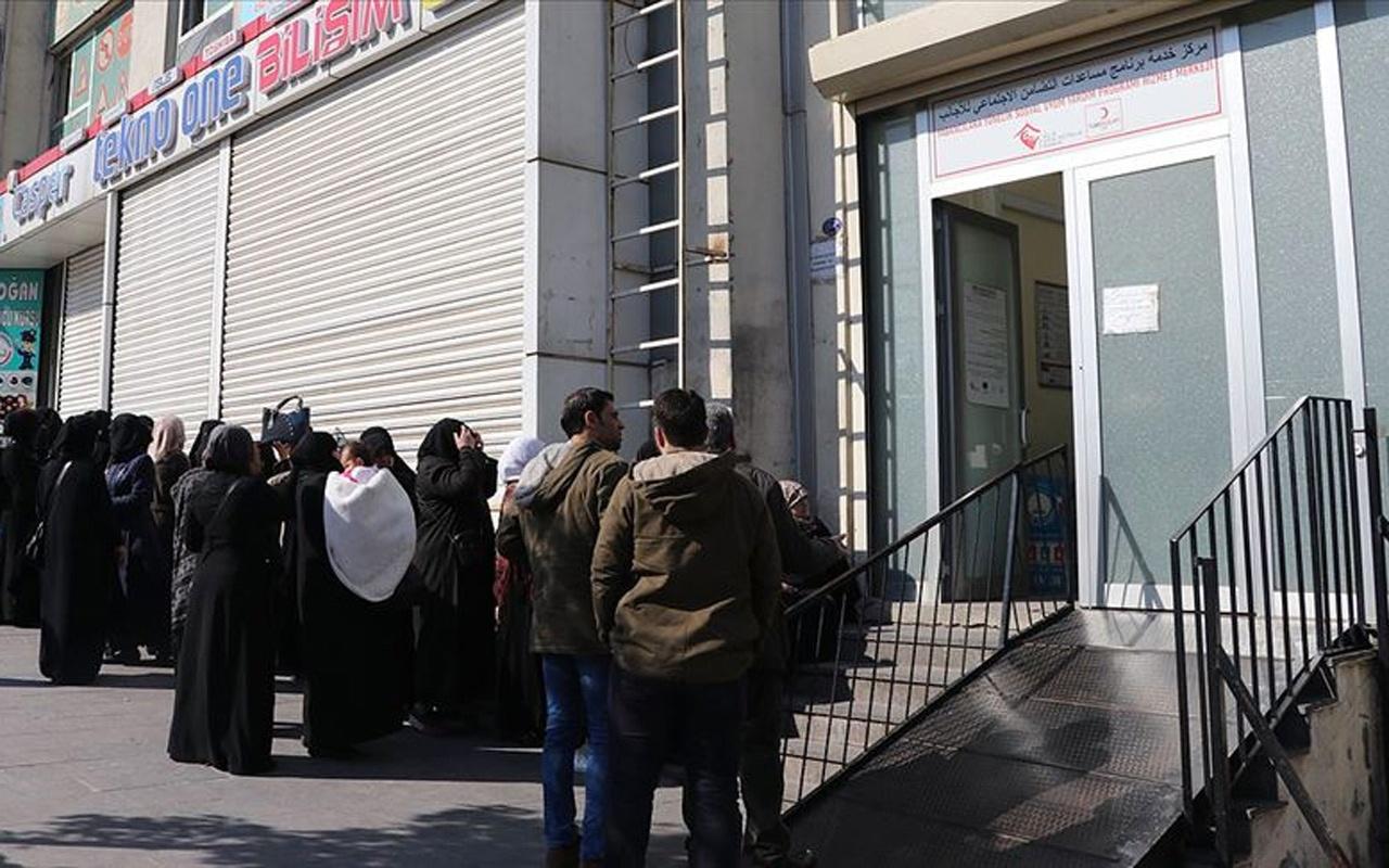 'Suriyelilere maaş dağıtıldığı' iddiasının aslı ortaya çıktı