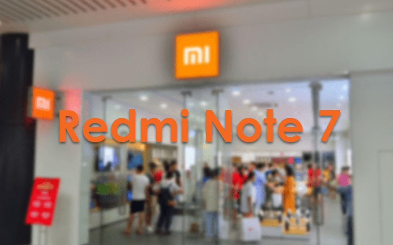 Türkiye'de tanıtılan ilk telefon Xiaomi Redmi Note 7 fiyatı ve özellikleri