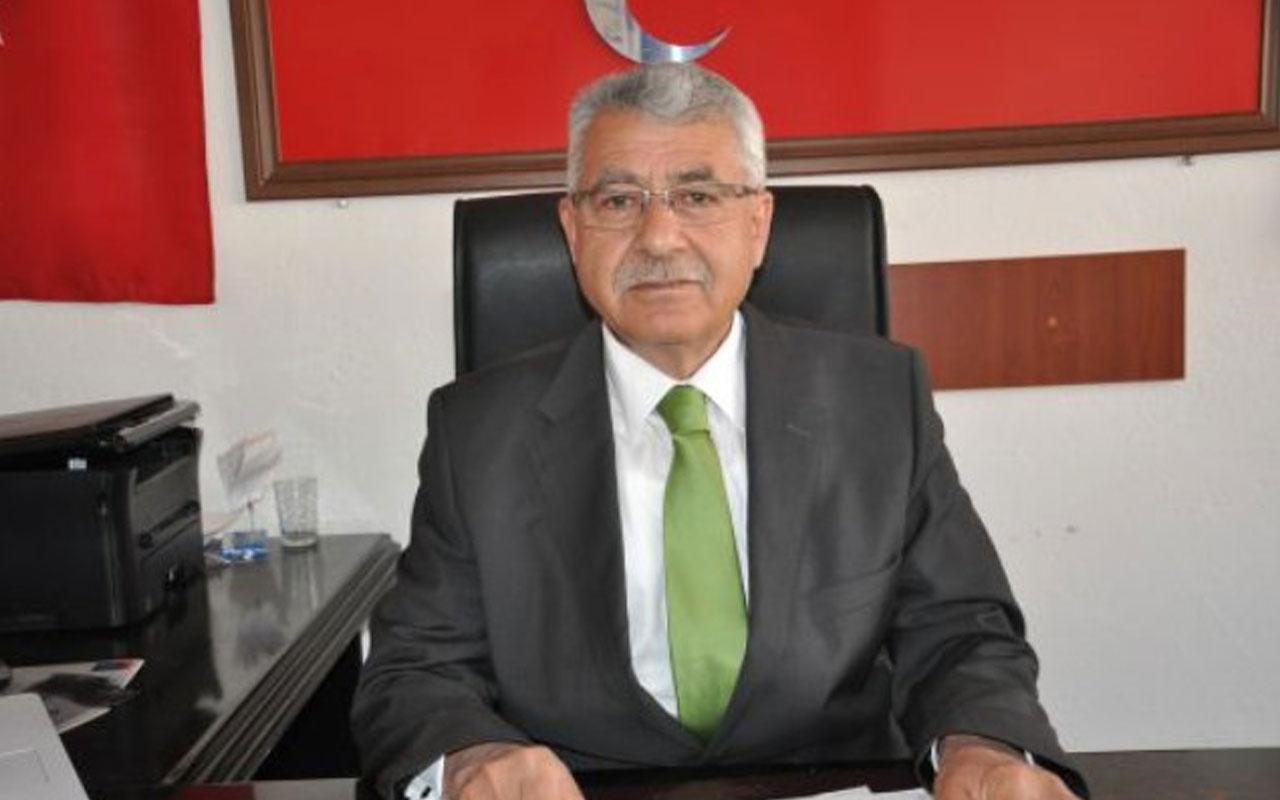 İYİ Partil Belediye Başkan Adayı Vahdi Arısoy'dan skandal sözler