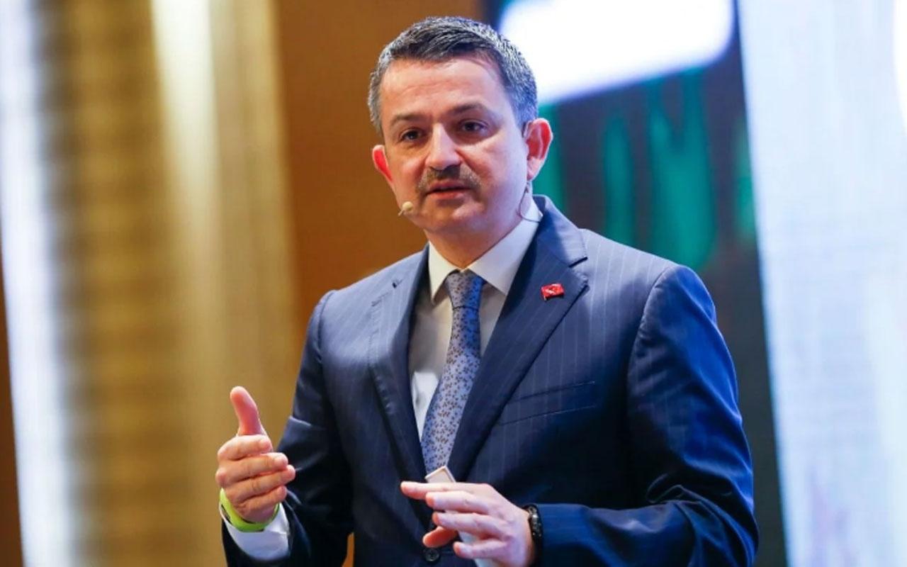 Bakan Bekir Pakdemirli duyurdu: 5 bin personel alınacak